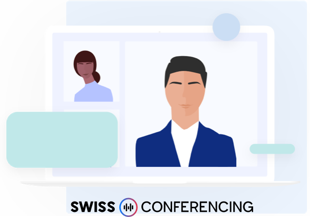 Swiss Conferencing - sichere Web Meetings